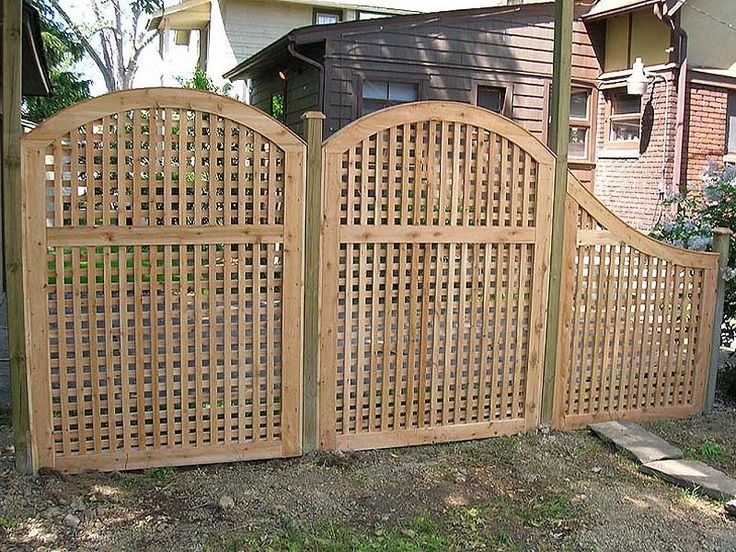 Inexpensive Lattice Privacy Fence Ideas ~ http://lanewstalk.com/inexpensive-privacy-fence-ideas/