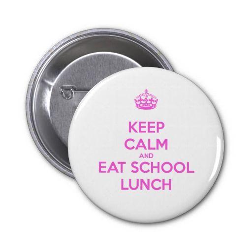 School Lunch Lady Loves Nutrition