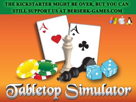 Online tabletop sandbox game with multiplayer physics. No rules, endless games, and freedom to play just like in real life.