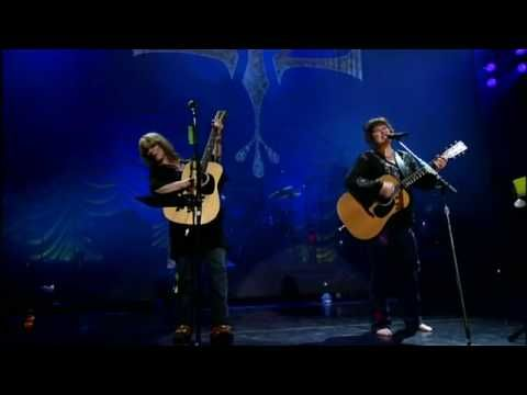 Heart - Dog & Butterfly (Live-HQ) - Beautifully done Live Video ! - originally pinned by Louise Szczepanik