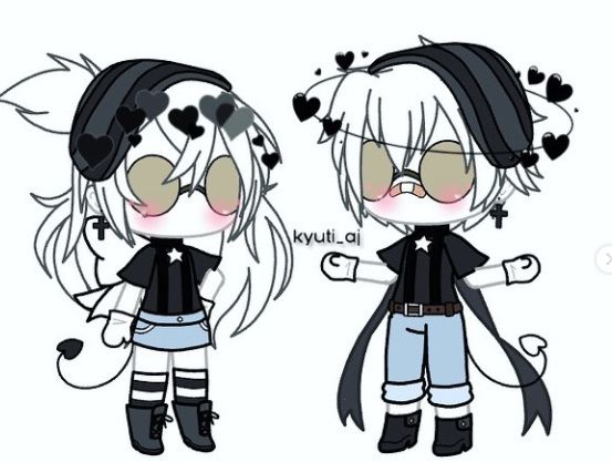 Anime Outfits Gacha Life Outfits Novocom Top