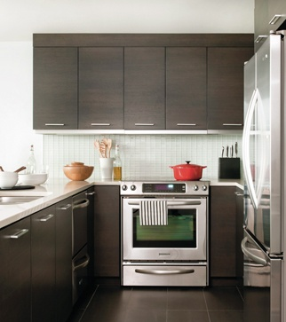 Condo: virage à 180 degrés! | Les idées de ma maison © TVA publications | Angus McRitchie #deco #cuisine #moderne