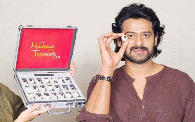 Prabhas to get wax statue at Madame Tussauds - India Today #757LiveIN