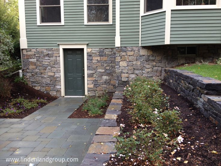 This Design Turned A Somewhat Dark And Narrow Walk Out Basement Area Into A  Private