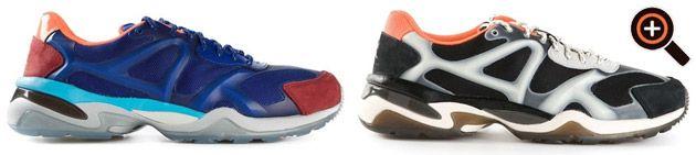 Puma Schuhe – Alexander Mcqueen – Designer Sportschuhe AMQ – Damen & Herren