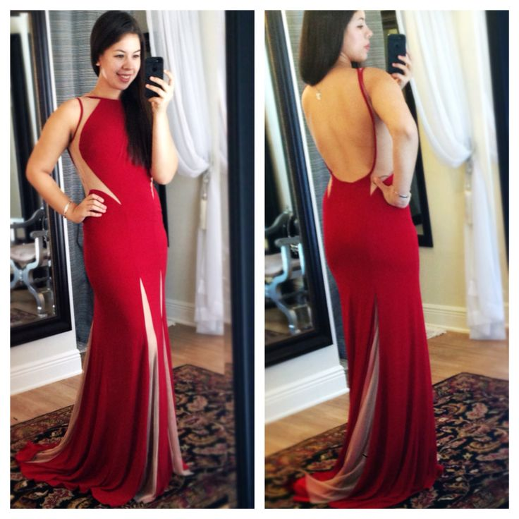 Fierce Red Cutout Dress at Ghalia Boutique(San Antonio-Tx ...