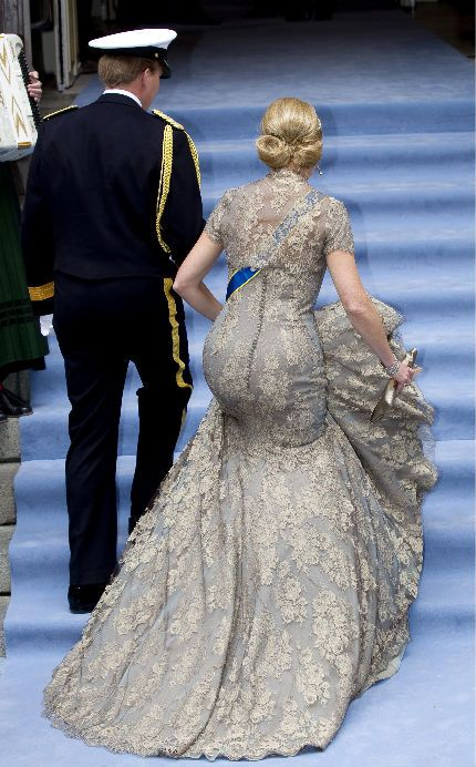 Prince Willem Alexander and Princess Maxima