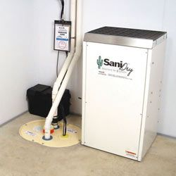 Lovely Sanidry Basement Air System