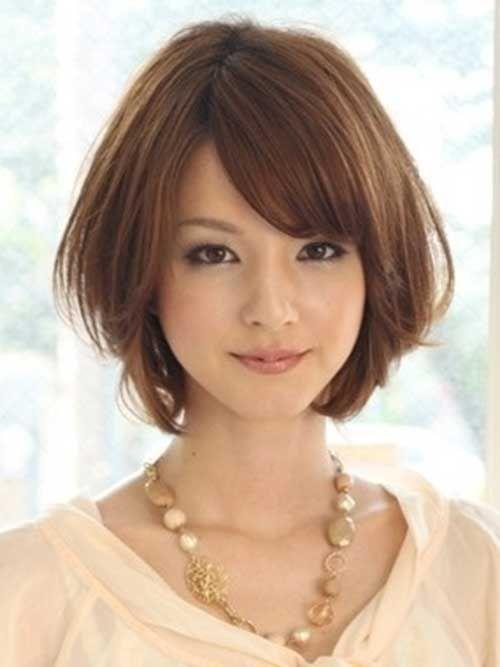 short bangs asian hairstyles for girl