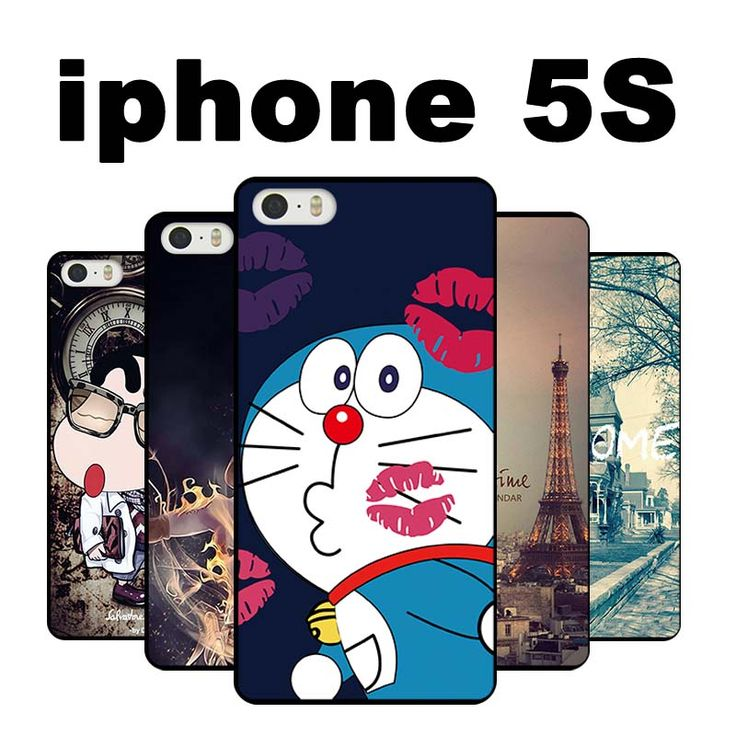 For Apple Iphone 5s Case Cover TPU Black Soft Case For Iphone 5 s Iphone5s Case Cover Painting for iphone 5s apple cover case