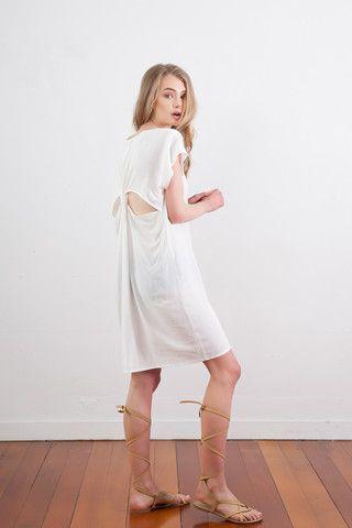 Helix Dress – Staple + Cloth