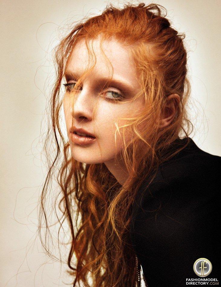 Met nastya redhead