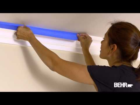 Pintura BEHR: Como Pintar Interiores - YouTube