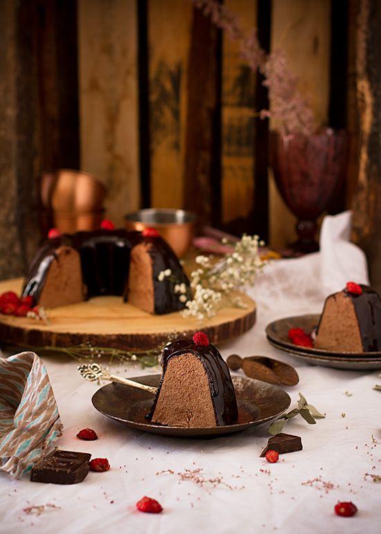 Tarta de chocolate sin horno - Megasilvita