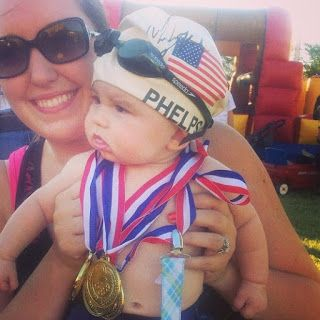 Baby Halloween Costume Michael Phelps Olympic Swimmer  sc 1 st  Pinterest & 41 best My Blog images on Pinterest | Daffodils Blusher and Blushes