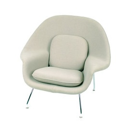 Hervorragend SAARINEN WOMB CHAIR   Designer Armchairs From Knoll International ✓ All  Information ✓ High Resolution Images ✓ CADs ✓ Catalogues ✓ Contact.
