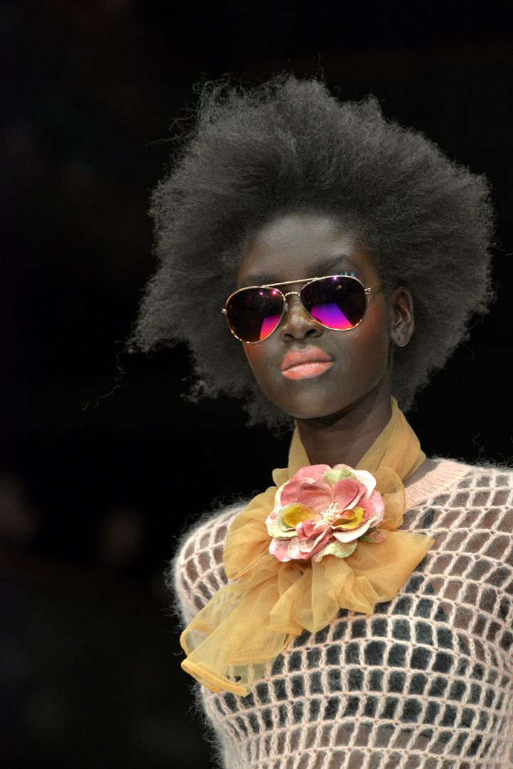 Hair by Bettjemans for Bettjemans  Trelise Cooper's Theatre of Fashion 2016