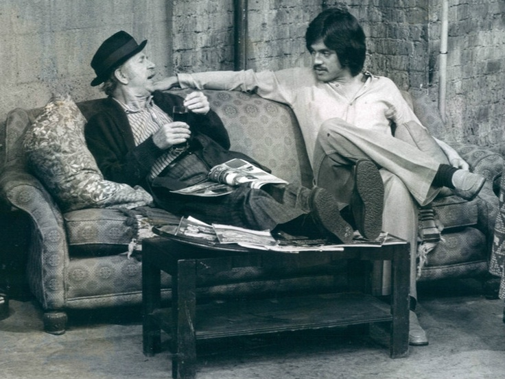 1974-78 Chico and The Man starred Jack Albertson and Freddie Prinze