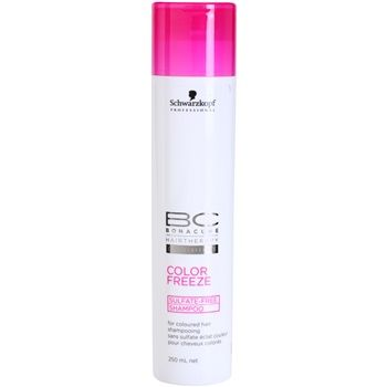 Schwarzkopf Professional BC Bonacure Color Freeze Sulfate Free Shampoo For Colored Hair