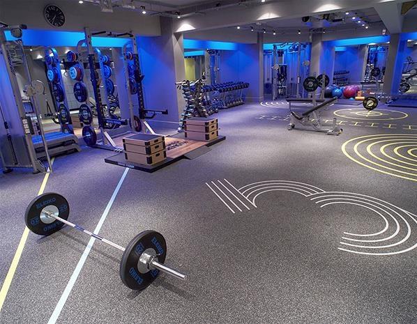 Pin By Panintra Panasampon On Fitness Gym Gym Facilities Gym Interior Gym Room