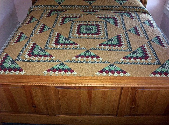 "Southwestern Quilt Designs and Patterns | Available in King Size 114""x114"""