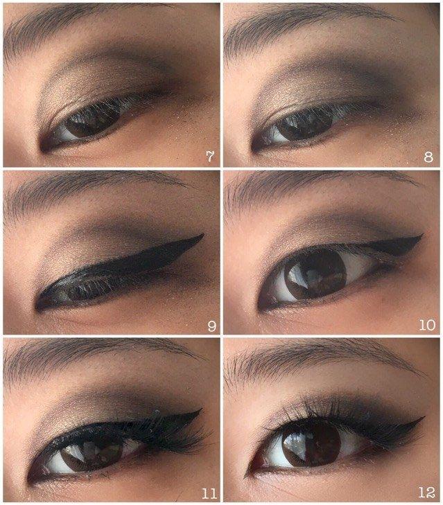 34 dicas de maquiagem para quem não tem a dobrinha do olho marcada