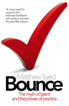 What are the real secrets of sporting success, and what lessons do they offer about life?  If you've ever wondered what makes a champion, Bounce has the answer.