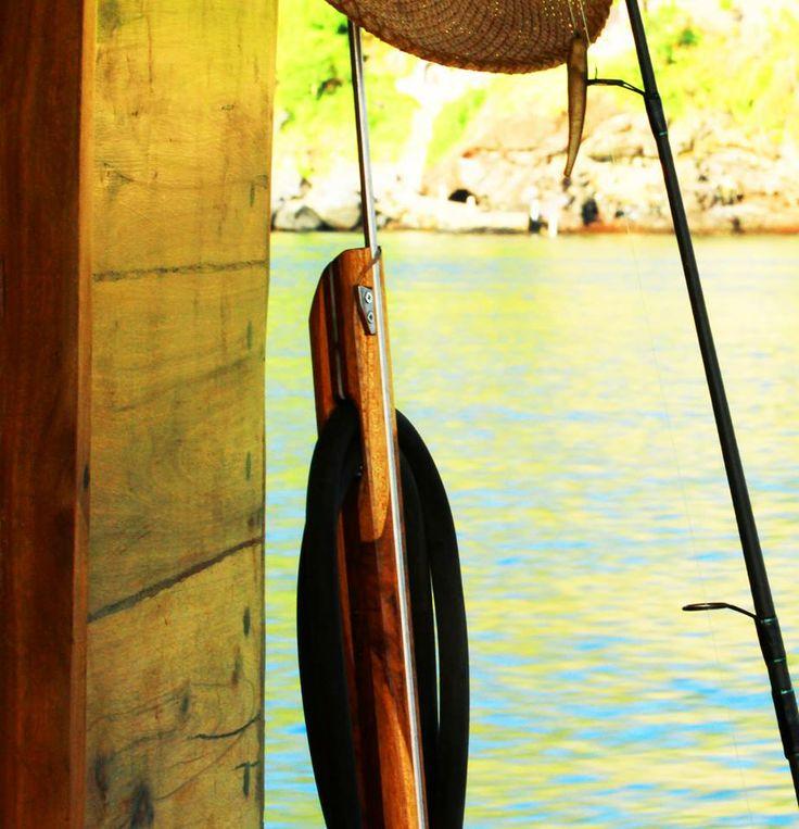 Spear fishing anyone?