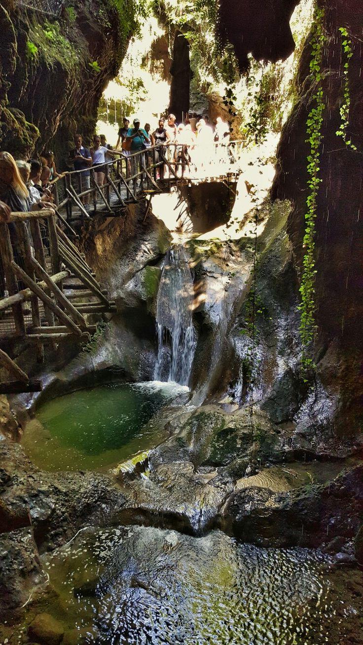 FREGONA (Tv) Grotte del Caglieron
