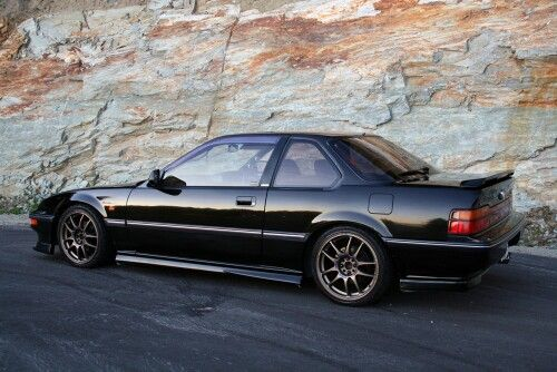 Honda Prelude - clean and simple