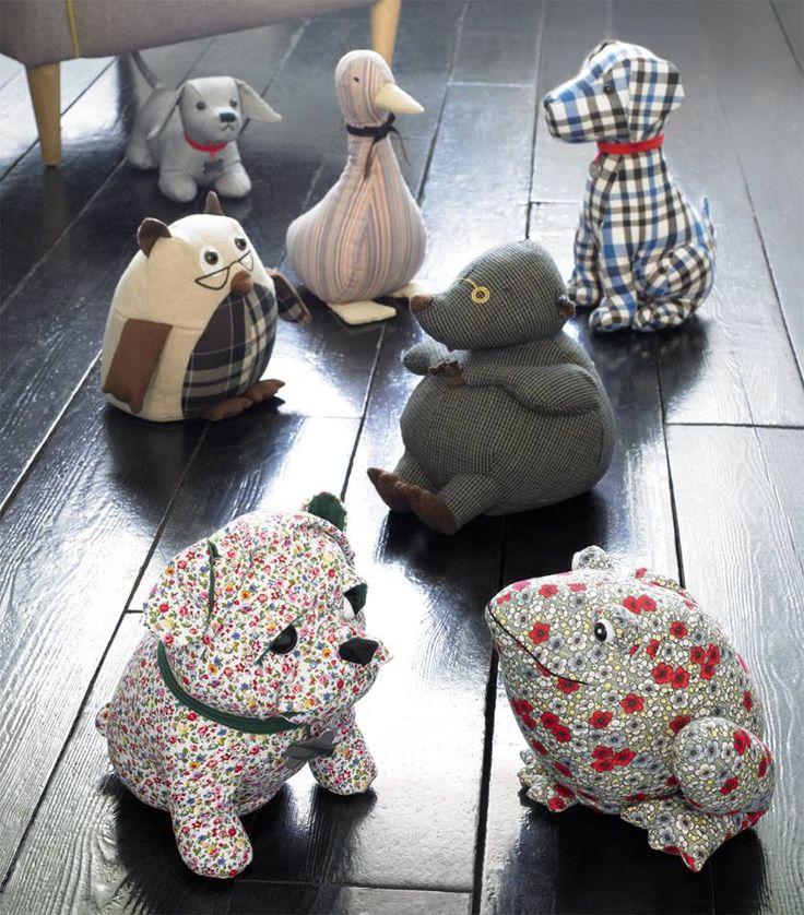 Doorstops Handmade Animals And Toys Pinterest Daniel