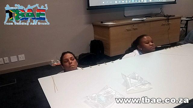 Parmalat Minute To Win It Team Building Cape Town #Parmalat #MinuteToWinIt #TBAE