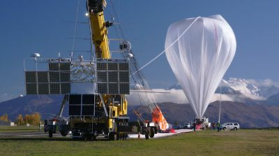Online Business Operator: NASA 'Super Pressure Balloon' launch delayed again...