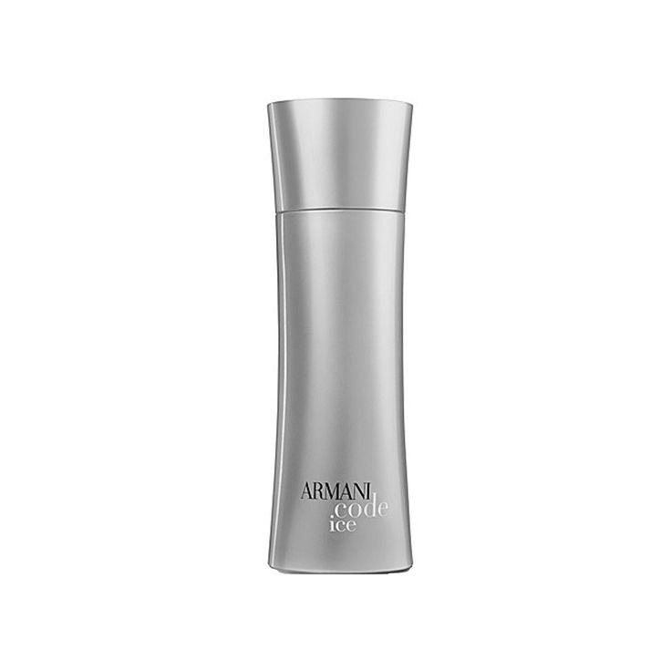 Το Αrmani Code Ice από τον οίκο Giorgio Armani είναι ένα άρωμα για άνδρες. Αποκτήστε το eau de toilette 75ml (tester) με έκπτωση, από 84,00€ μόνο με 46,00€!  #aromania #ΑrmaniPerfume #ΑrmaniCode #CodePerfume