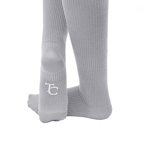 4c36a3e6f6a Travel Clever Womens Graduated Compression Socks Grey Small    You can find  more details by
