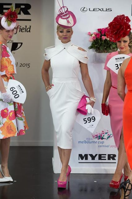 Racing Fashion: Racing Fashion on Melbourne Cup Day 2015 Fashions on the Field
