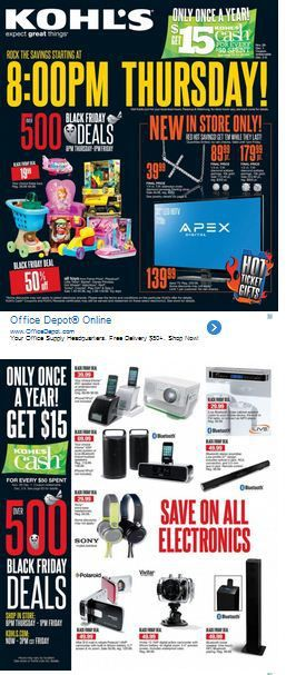 Check out some sales that are going on this Black Friday 2013 inside my post when clicking on a picture!