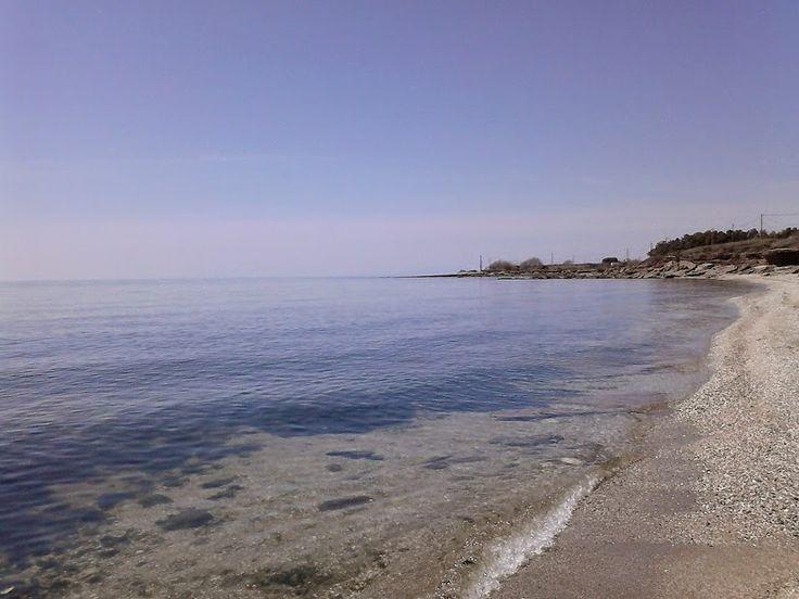 παραλια δικελλων - αλεξανδρουπολη