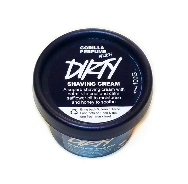 Sensitive skin? This mens shaving cream will leave your legs soft and smooth.