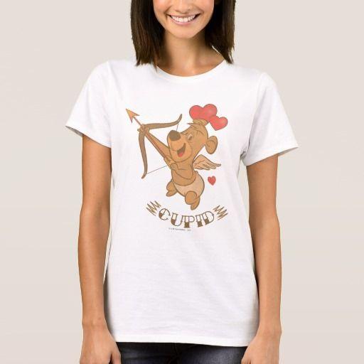 Boo Boo Cupid. Producto disponible en tienda Zazzle. Vestuario, moda. Product available in Zazzle store. Fashion wardrobe. Regalos, Gifts. Día de los enamorados, amor. Valentine's Day, love. #ValentinesDay #SanValentin #love #camiseta #tshirt