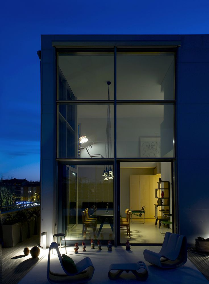 Private Penthouse,Turin, Italy