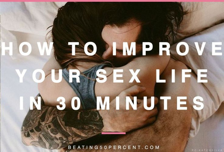 How to improve your sex life pics 37