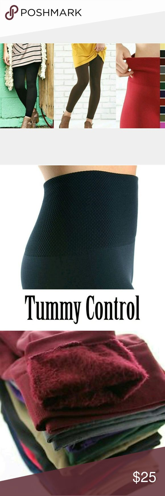 Super #tummy control #high-waisted#leggings TONS OF COLORS!  dark purple,  khaki, olive green,  coral,  mint,  nude.... Alot. Just to many. Lol. I love mine I own 6 different colors and they are some serious tummy and butt control   Free gift when u spend over $10 Or with any bundles  #pink #victoriassecret #pants #spring #boutique #H&M Leggings #colorful #americaneagle #brandymelville #bundle #makeoffers   DON'T BE AFRAID TO OFFER! THAT'S WHAT I'M HERE FOR LADIES XOXOXOOXOX boutique Pants…