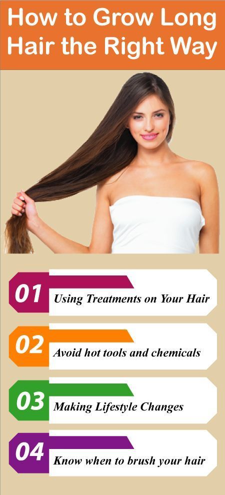 Hair care Tips : How To Grow Long Hair The Right Way   Hair Grow Faster Tips Looking for how to g