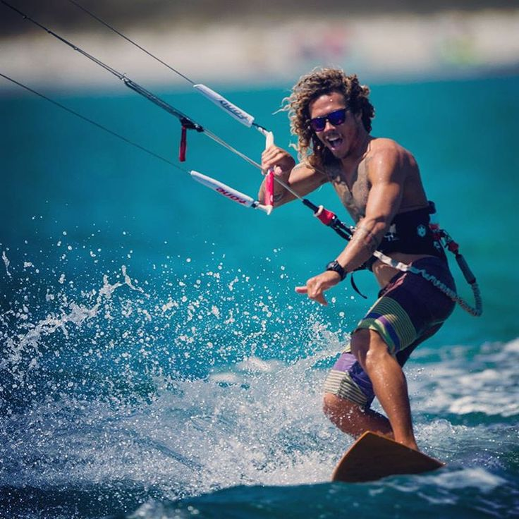 #Kitesurfing at #SurfClubKeros #Limnos island, #Greece. ph: Pantelis Ladas http://arteliz.eu #ldspro #panteliz #keros #arteliz #summer #happy