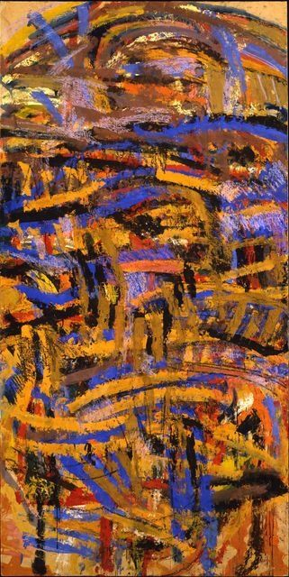 Al Held | UNTITLED (1953) | Available for Sale | Artsy