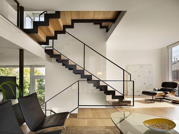 Split Level Residence by McCoubrey/Overholser