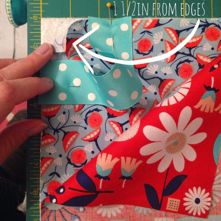 I've made several of these as gifts this year! You will not believe HOW easy they are to make and with cute fabrics, the personalization ...