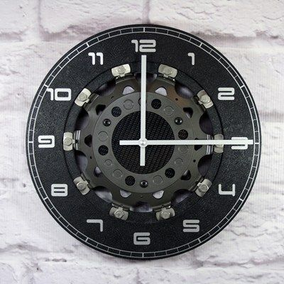 Lotus F1 Brake Disc Clock