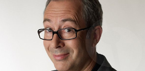 Book Ben Elton | Enhance Entertainment